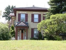 Derek Mosley's 1855 Home