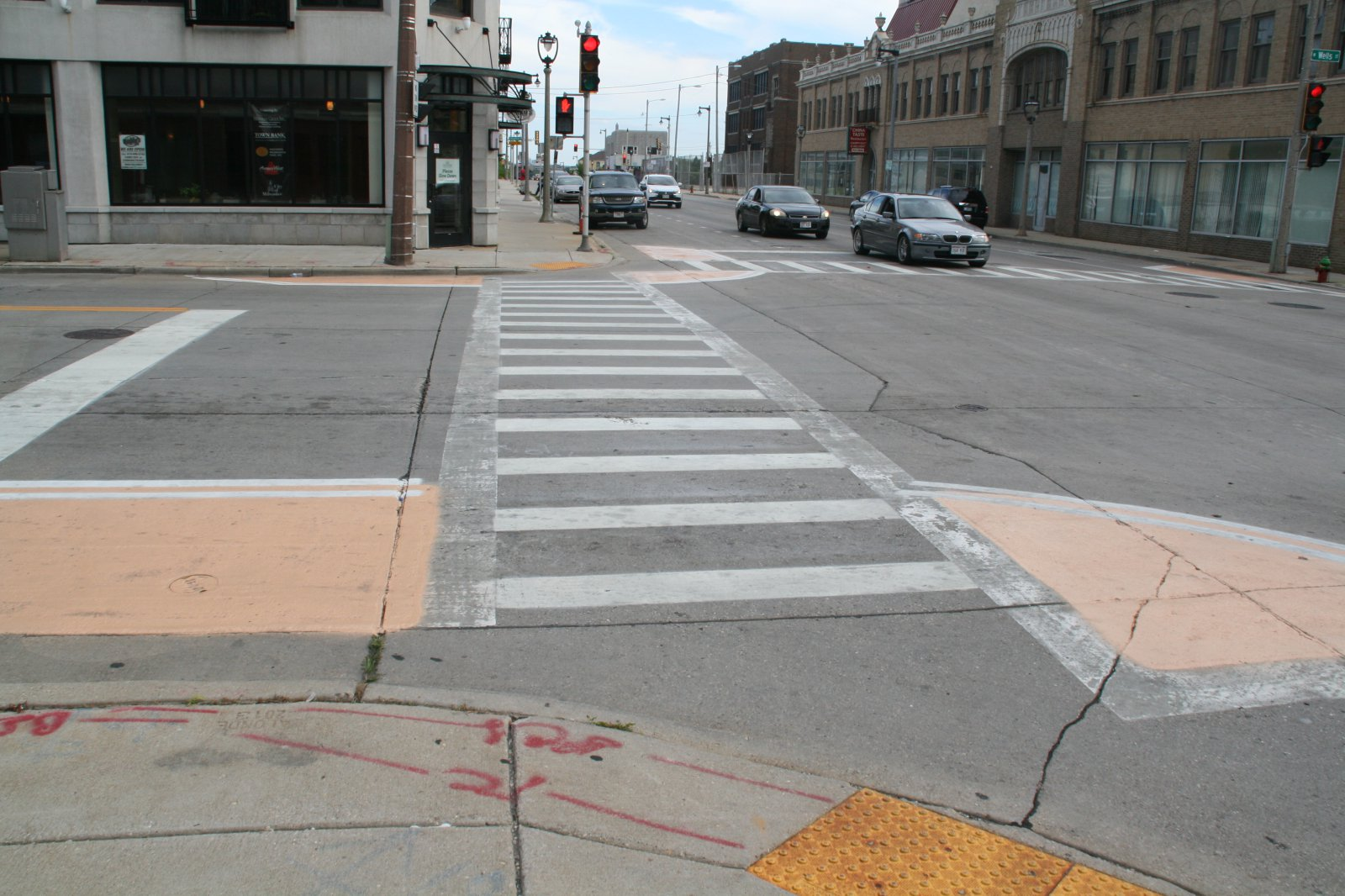 N. 27th St. Pedestrian Safety Improvement