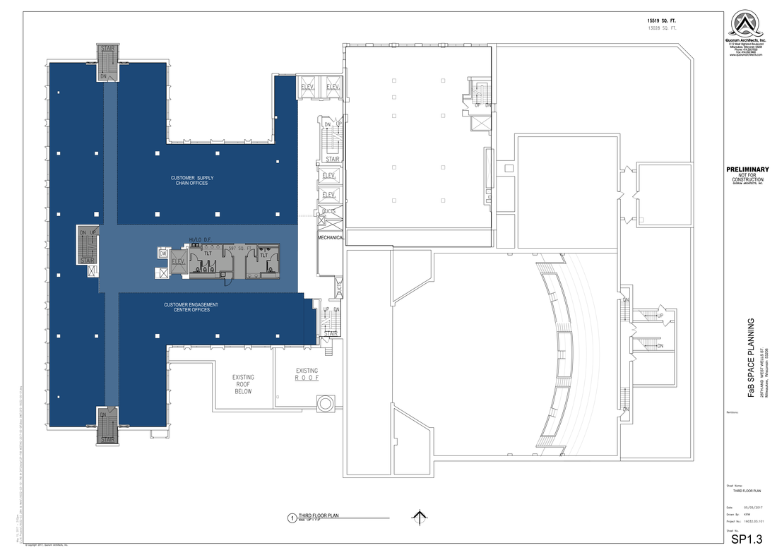 The Future Food Center Site Plan