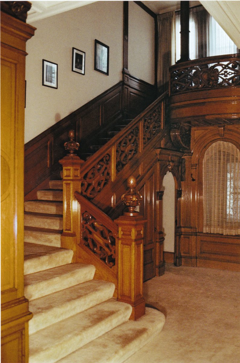 Grand Stair Hall - 1978
