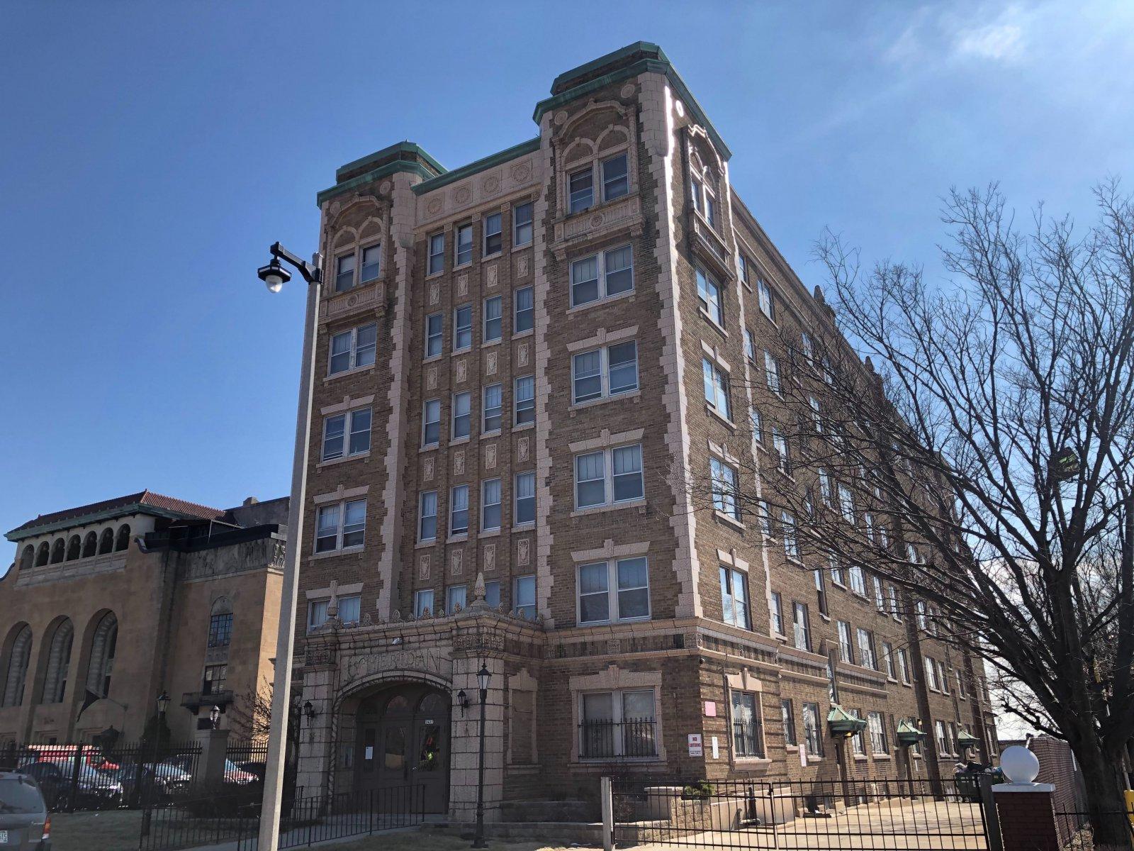 Sheridan Apartments