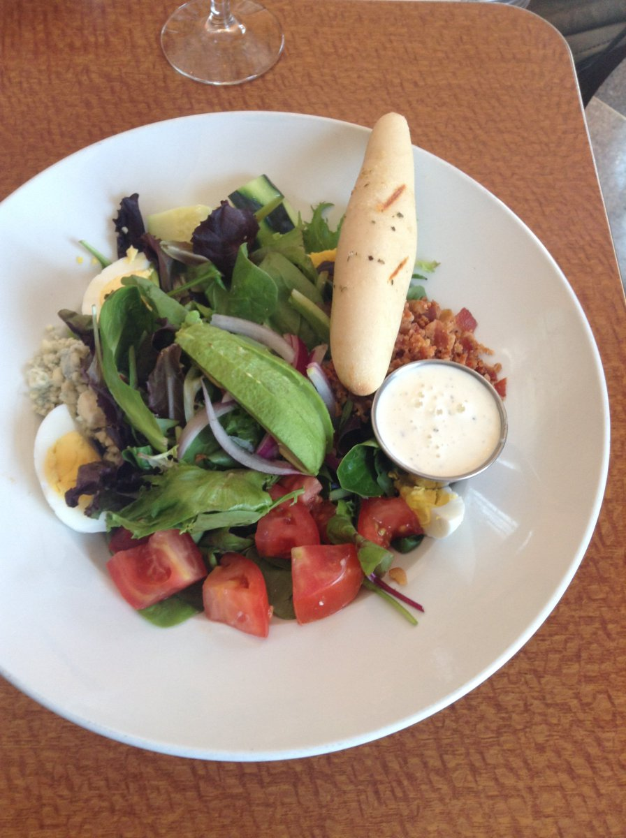 On the Menu at Envoy: Cobb Salad
