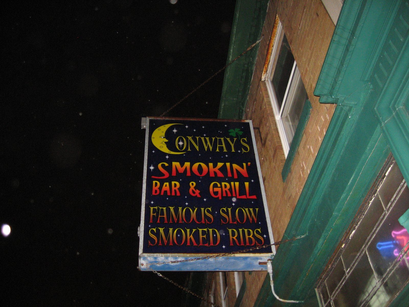 Conway\'s Smokin\' Bar and Grill