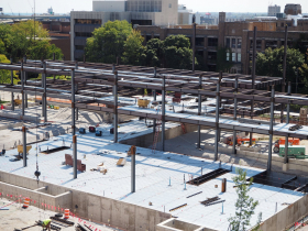 School of Business Administration Construction