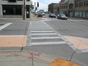 N. 27th St. Pedestrian Safety Improvement