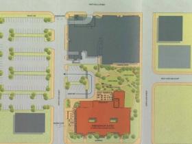 City Campus and Ambassador Suites Plan
