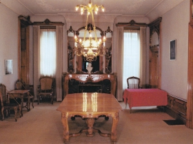 Pabst Mansion Dining Room - 1978