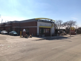 McDonald's at 2455 W. Wisconsin Ave.