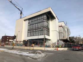 Physician Assistant Studies Building Construction