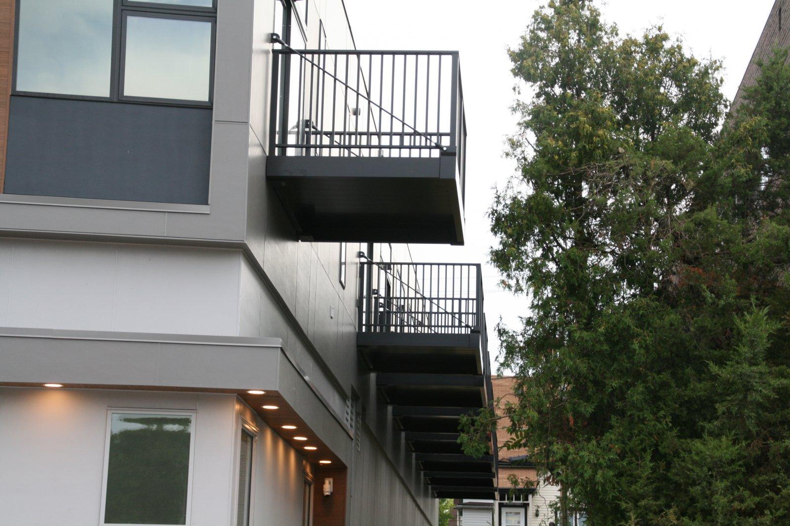 BV+ Balconies