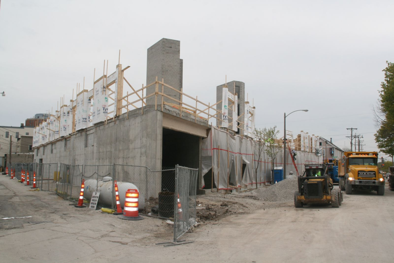 Vue Construction