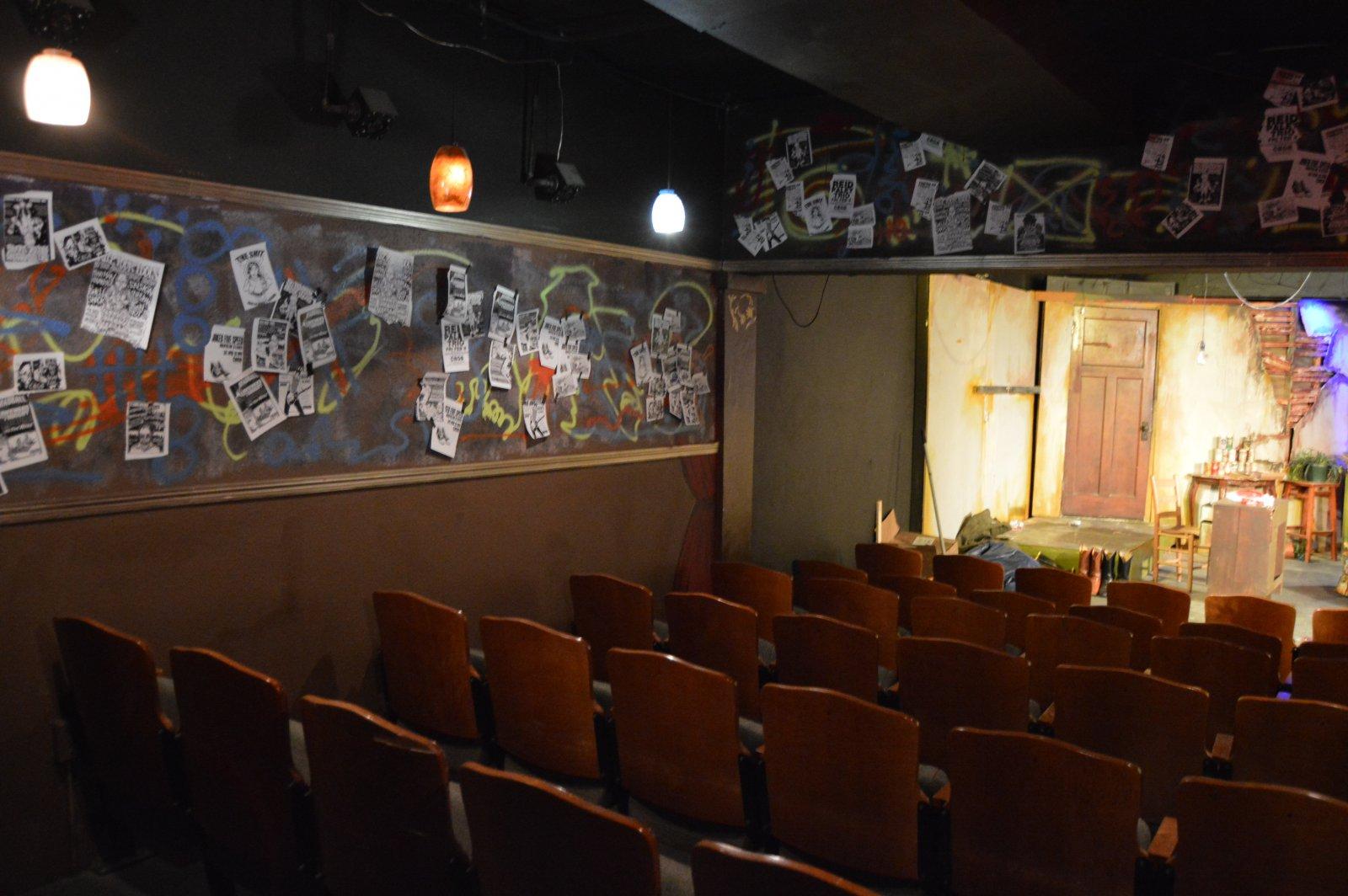 Inside the Alchemist Theatre