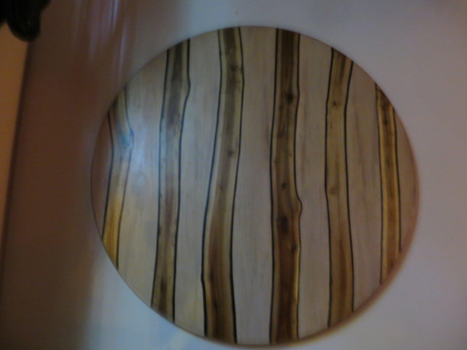 Artwork in the Sugar Maple