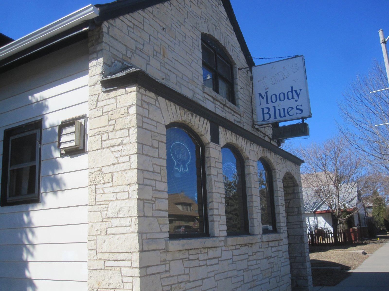 Toni's Moody Blues