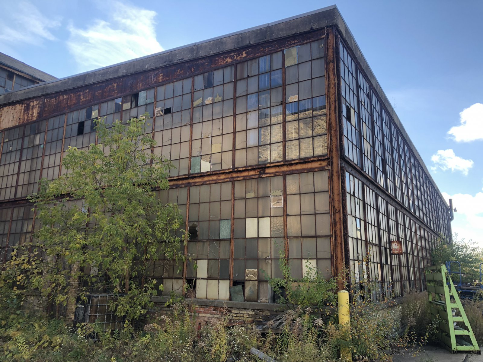 Building at Filer & Stowell Complex