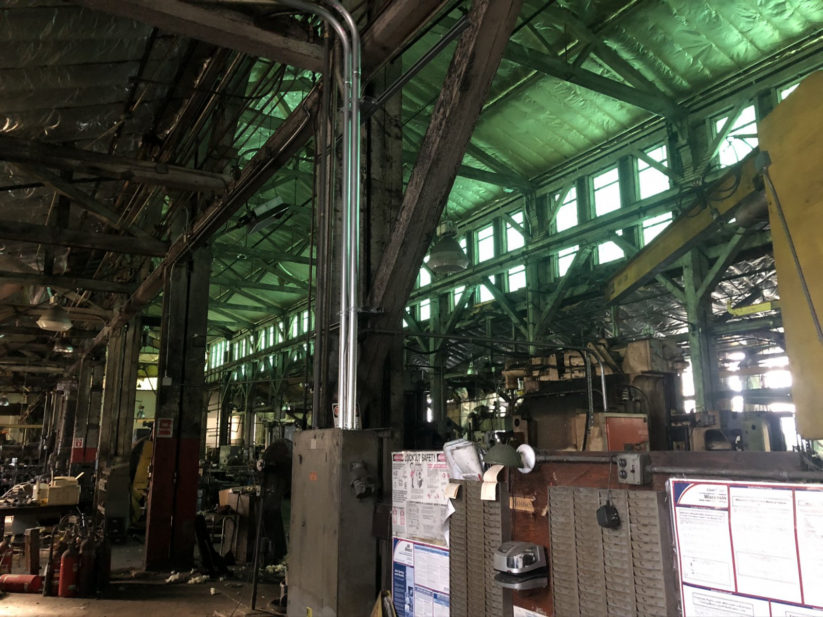 Integrated Machine & Tool Building at Filer & Stowell Complex
