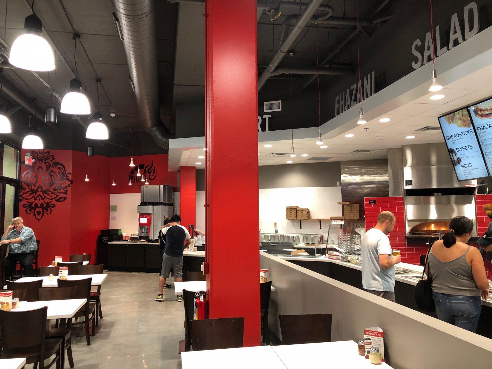 RedBrick Pizza Kitchen Cafe