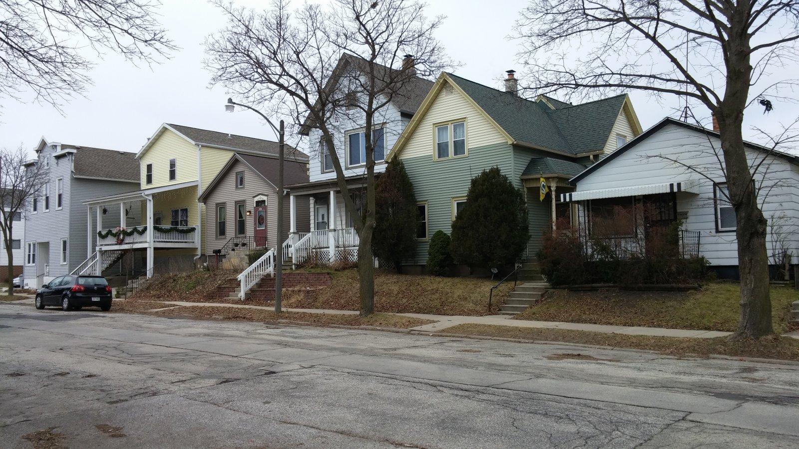 Logan Avenue homes