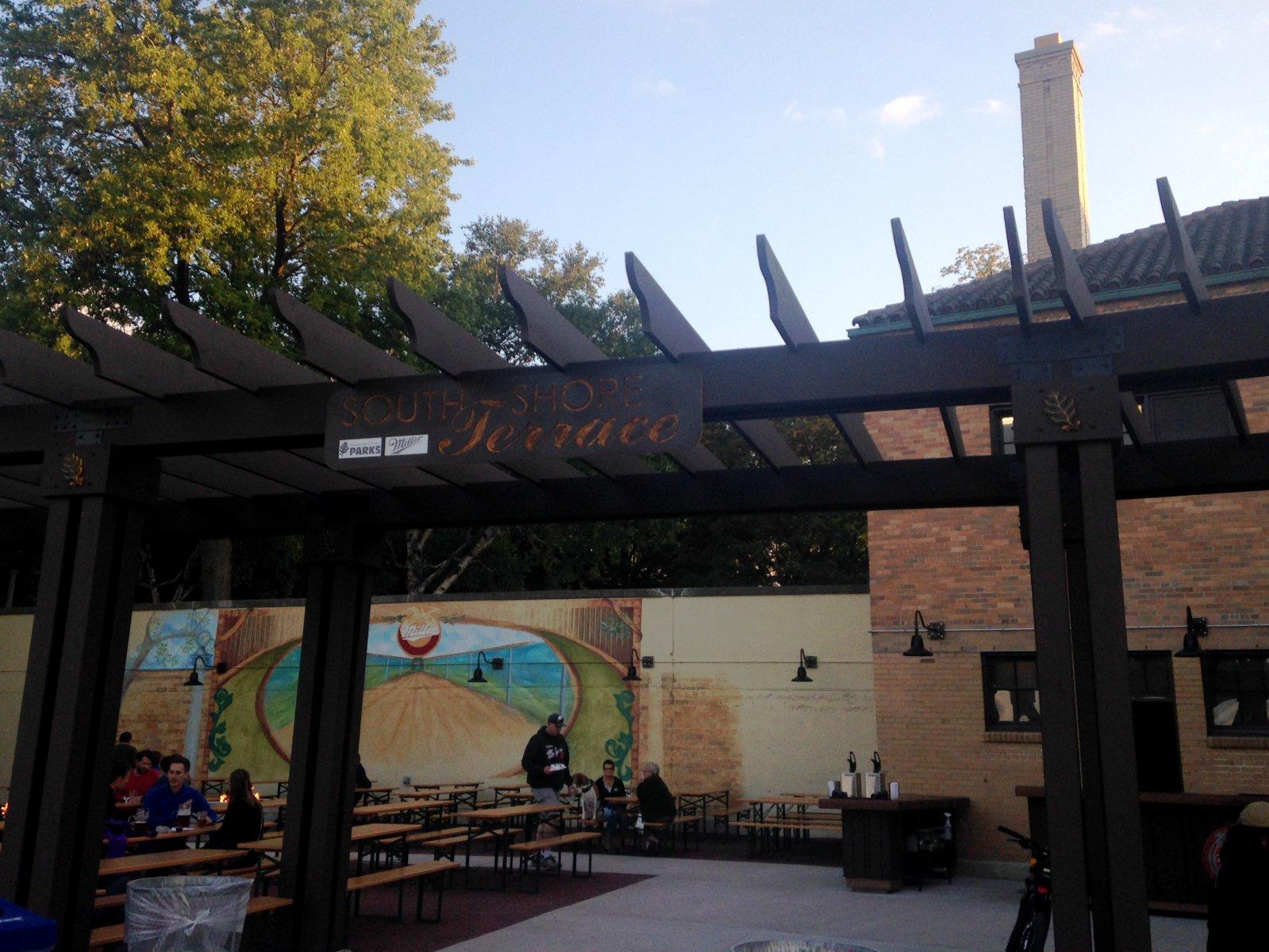 South Shore Park Beer Garden