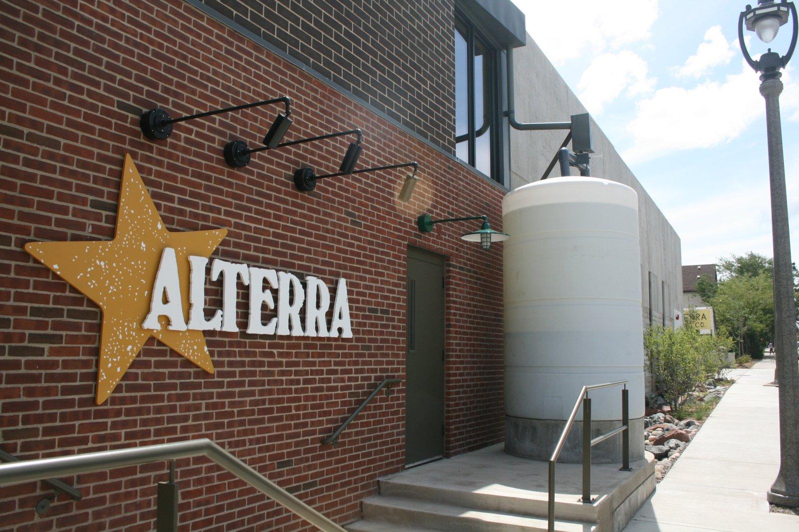 Alterra Cafe