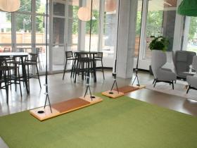 Lobby Swings