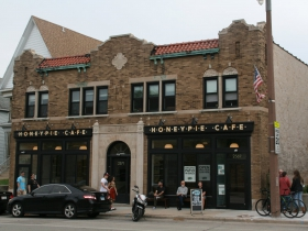Bay View Building (Honeypie Cafe)