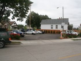 New Vue Parking Lot