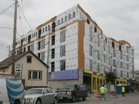 Vue Apartments Construction