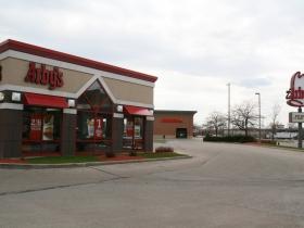 Arby's at 115 W. Oklahoma Ave.