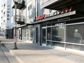 Anytime Fitness at Dwell
