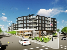 Updated 2700 S. Kinnickinnic Ave. Block Rendering