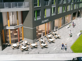 Archer Avenue Plaza Rendering