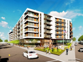 Lurie Bay View Project Rendering