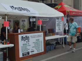 Cafe Lulu and Cafe Corazon at Bay View Bash 2019