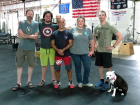 Cream City CrossFit Cooperative Board