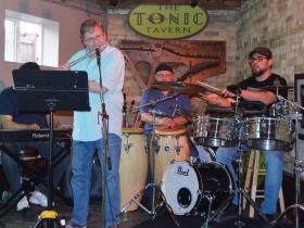 Cecil Negron Cache Trio at Tonic Tavern