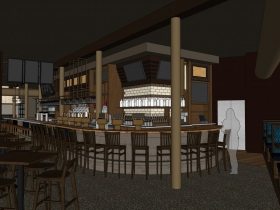 Centraal Tappery Rendering