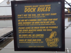 Dock Rules