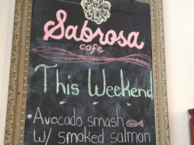 Sabrosa Café and Gallery
