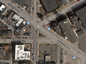 S. Logan Ave., E. Russell Ave. and S. Kinnickinnic Ave.