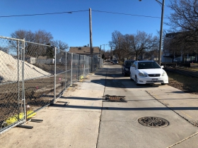 Foundation Work for 2130 S. Kinnickinnic Ave. Apartments