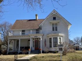 Beulah Brinton House