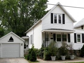 Tony Zielinski's home.