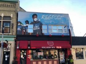 Respect Mural