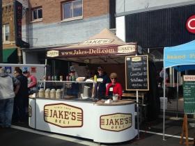 Jake's Deli.