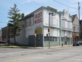 Faust Music Building