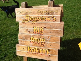 Bayview's Big Dogg Bakery