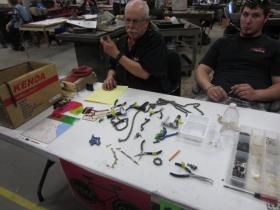 Bike Parts Turned Jewelry