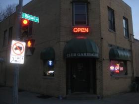 Club Garibaldi.