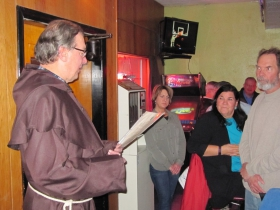 Blessing of the Bar